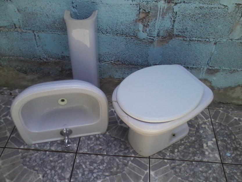 Conjunto Icasa # Cuba Banheiro Icasa