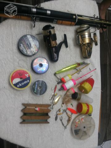 Artigos para pesca barato