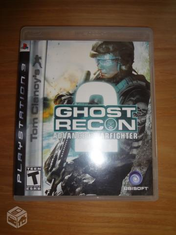Tom Clancy's Ghost Recon 2 - PS3 Game Original - R$