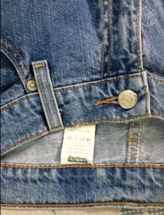 calca jeans levis 555 americana usada   OFERTAS    3c83680b41e