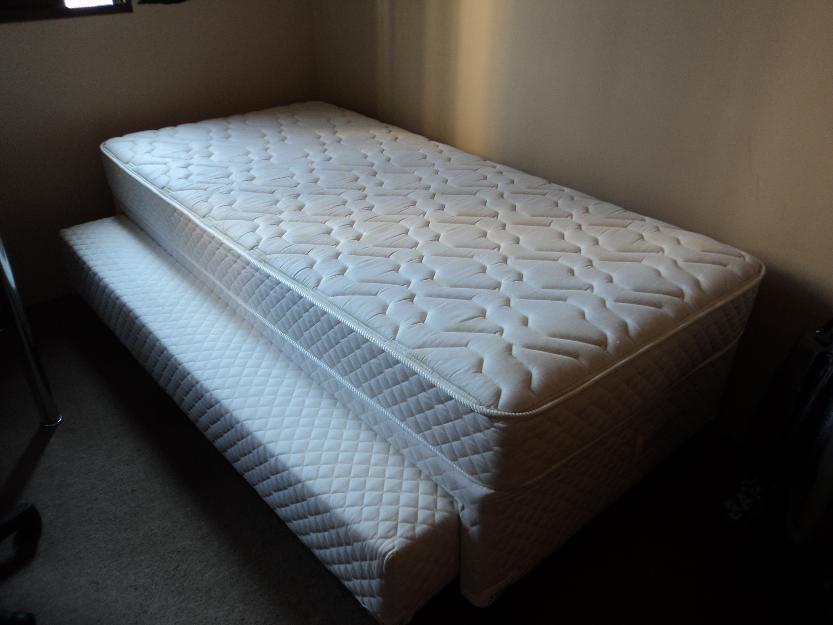 Pin vendo cama dupla individual porto m veis e decora o for Vendo cama individual