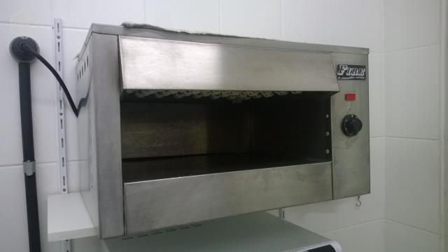 forno salamandra gratinadeira prof eletrico r forno salamandra ...