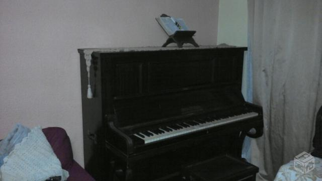 Piano alemao - ritter halle - R$