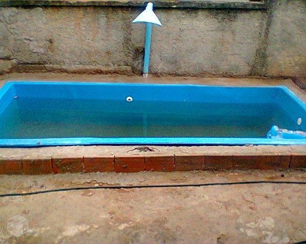 Piscina de fibra x profundidade r vazlon brasil for Piscina infantil 2 mil litros