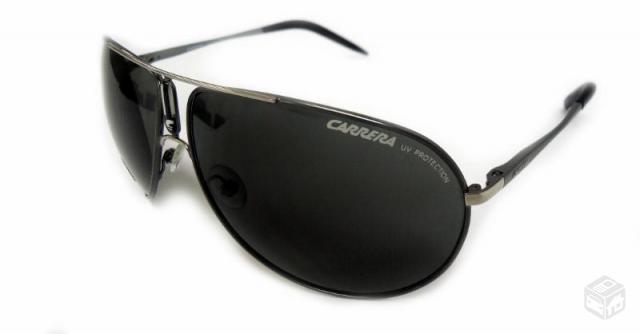 oculos de sol carrera ca123 s cor gvb70 tamanho 49 cm acetato preto ... 39256d4385