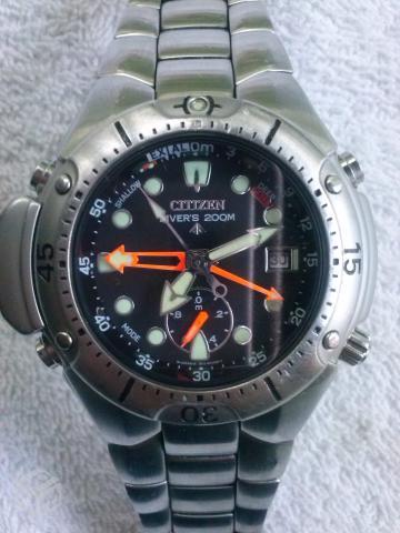 866ff4f77d8 relogio citizen ca stock car serie limitada titanium   OFERTAS ...