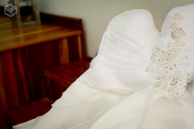 3b318d0aa2 vestido de noiva curto moulin rouge narandiba feminino   OFERTAS ...