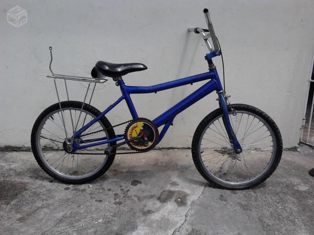 Bicicleta cross aro  - R$