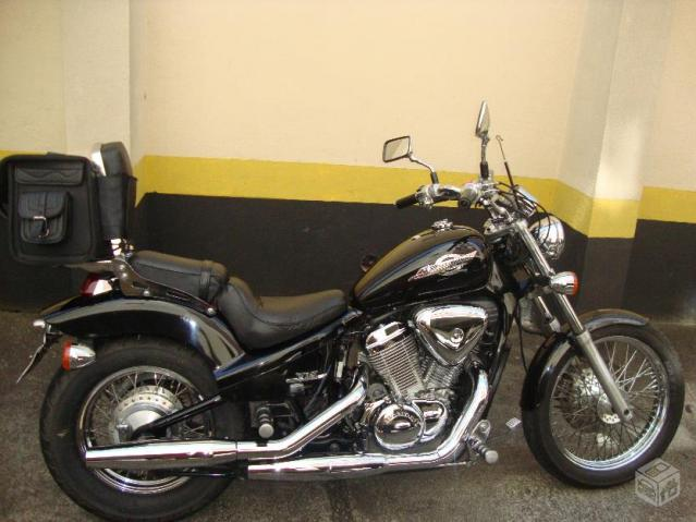 Honda Shadow impecavel  - R$