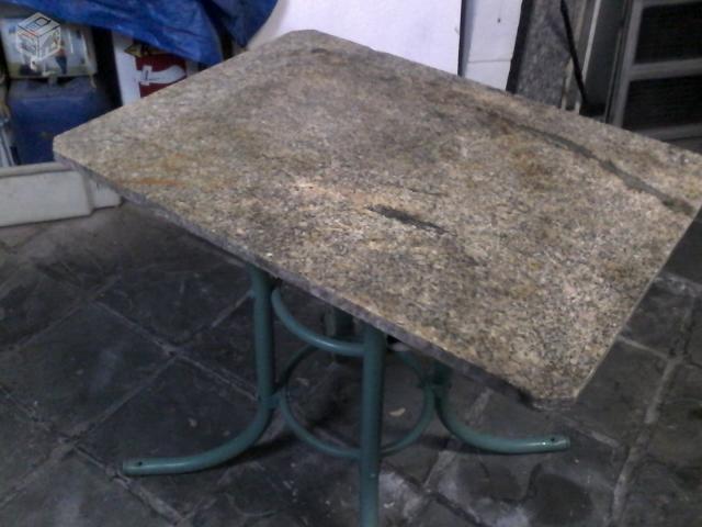 Pedra ferro granito p muros contencao e alicerces r350 ofertas vazlon brasil - Mesa de granito ...