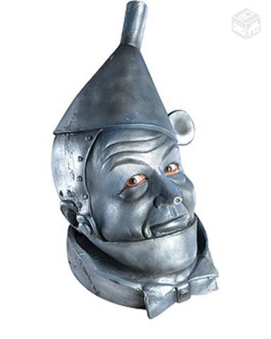 Mascara O Homem De Lata Magico De Oz Ofertas Vazlon Brasil