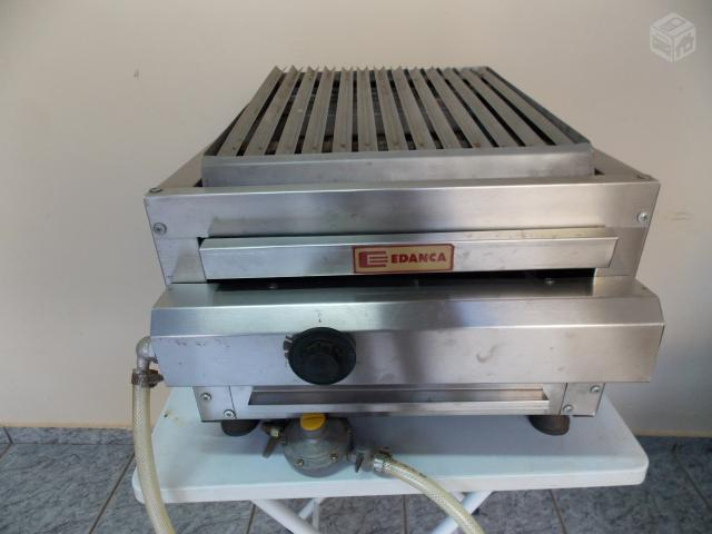 Chair broiler inox - edanca - R$