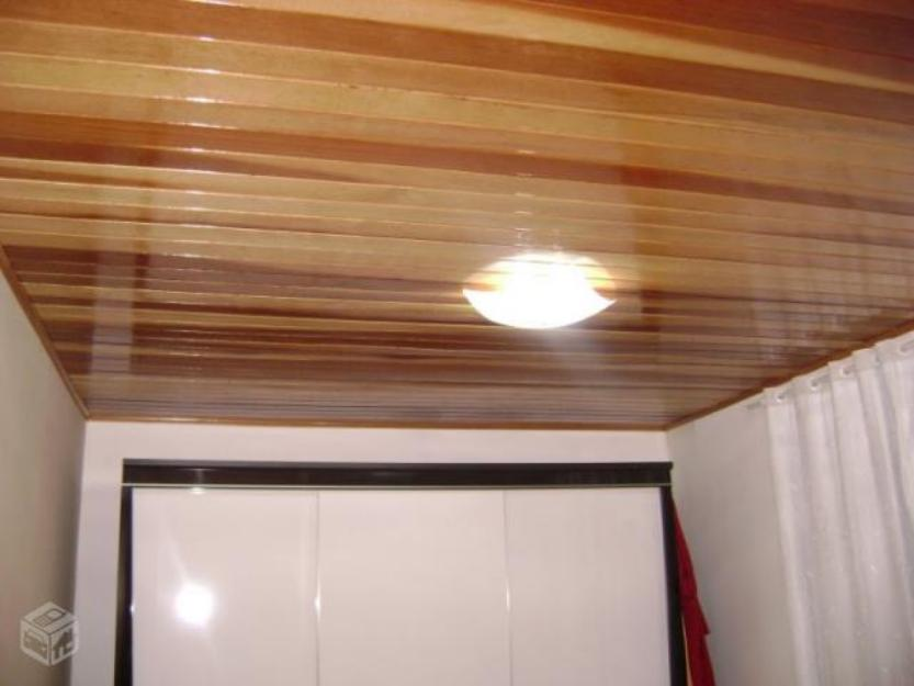 pvc lambri isopor gesso acartonado drywall forro e  ~ Revestimento Em Pvc Para Quarto