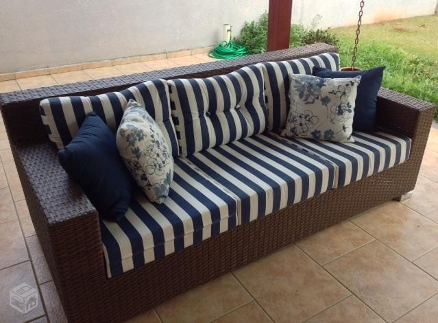 sofa area externa tecido a prova de agua 🥇 【 OFERTAS ...