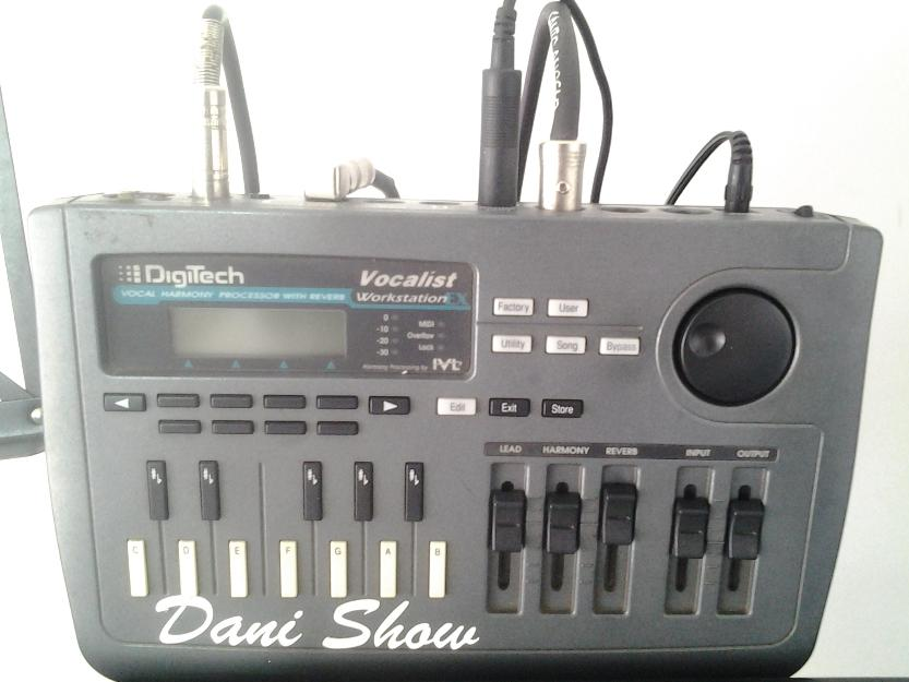 digitech vocalist live 3 owners manual