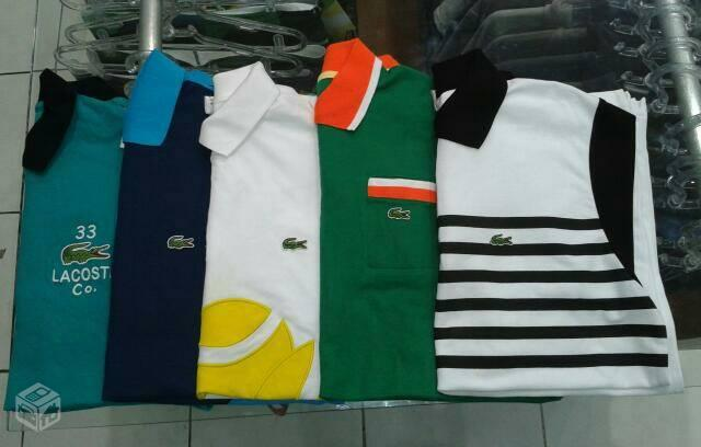 Camisa Lacoste - R$