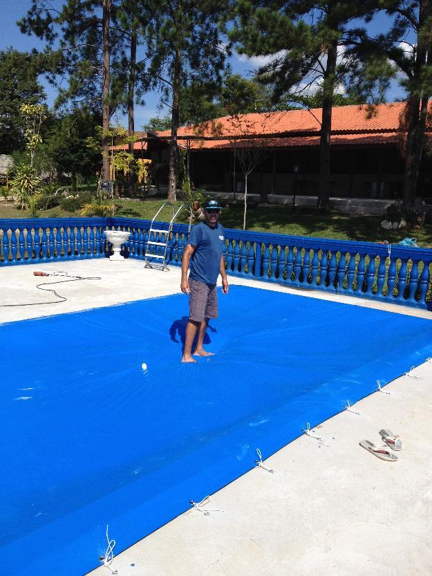 Lonas para piscinas vazlon brasil for Lonas para tapar piscinas