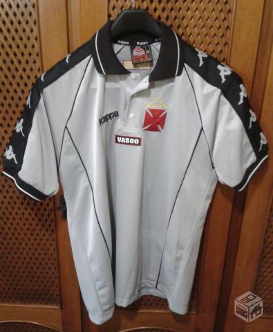 camisa polo kappa santos comissao tecnica 17 18 masculino   OFERTAS ... 5541703527ba2