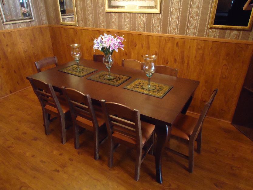 Jogo De Sala De Jantar ~ jogo sala de jantar mesa chipandelle e 8 cadeiras jogo sala de jantar