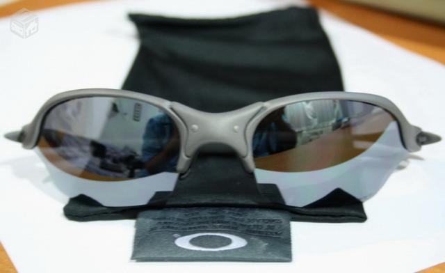 Oculos Oakley Romeu 2 Black Iridium Original - R  a1c14ac74b