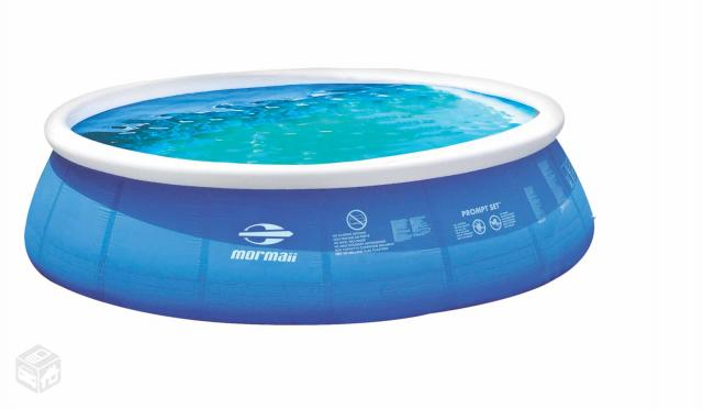 Piscina de litros plastico redonda ofertas vazlon brasil for Piscina 8000 litros redonda