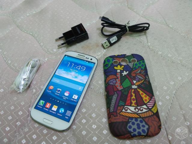 Celular Desbloqueado Samsung Galaxy S4 Gt I9500 Branco Com: Celular Samsung S3 Gt I Quebrado [ OFERTAS ]