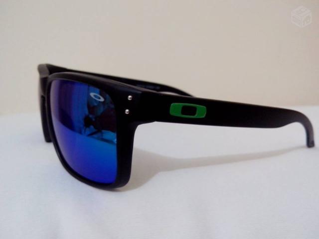 79b997c2f4919 oculos oakley holbrook preto com lente azul r   OFERTAS     Vazlon ...