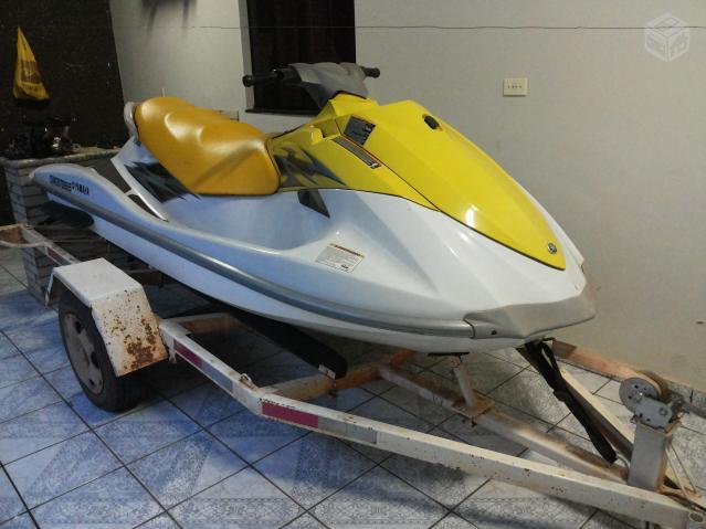 Jet ski yamaha vx com re tem carretinha novissimo for Yamaha jet ski 2014