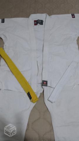 ef49f3776 faixa amarela de karate   OFERTAS