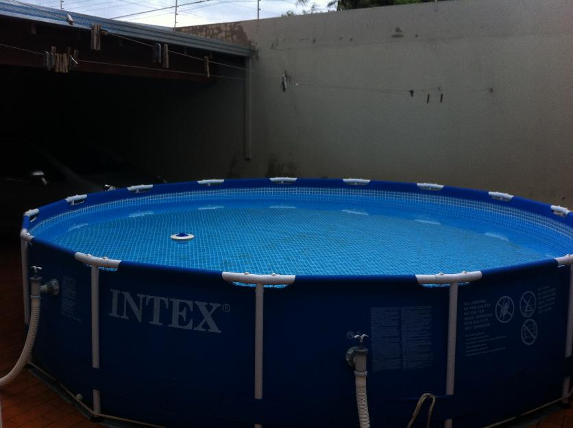 Intex piscinas intex espa a piscinas intex hinchables for Piscinas rectangulares intex