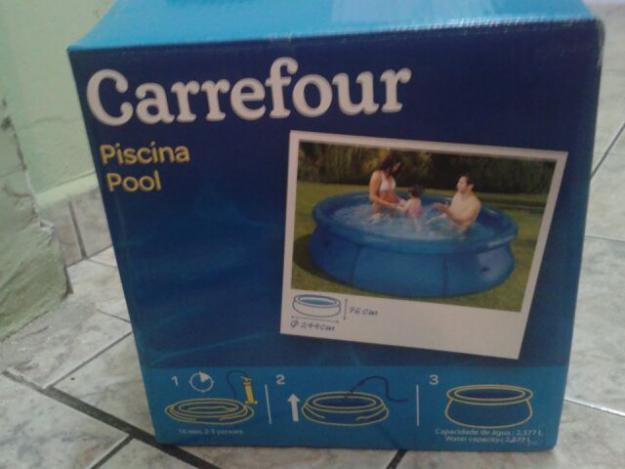 Borda pool de ceramica para piscina xx vazlon brasil for Piscinas carrefour