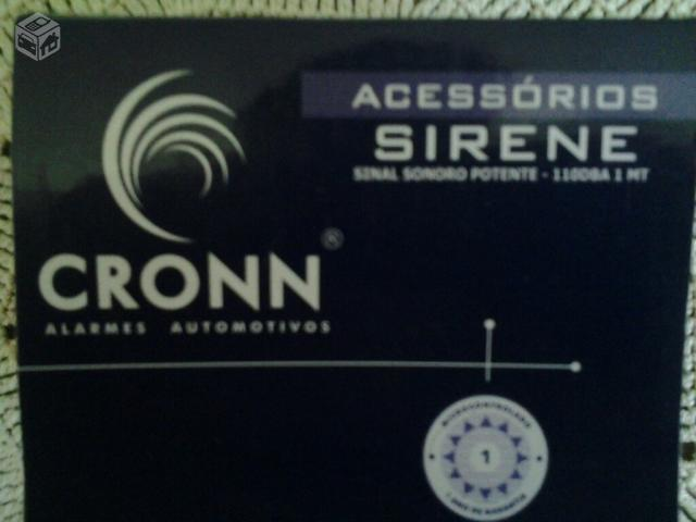 alarme horus sirene ultrason controle carro 2 e 4 portas ofertas vazlon brasil. Black Bedroom Furniture Sets. Home Design Ideas