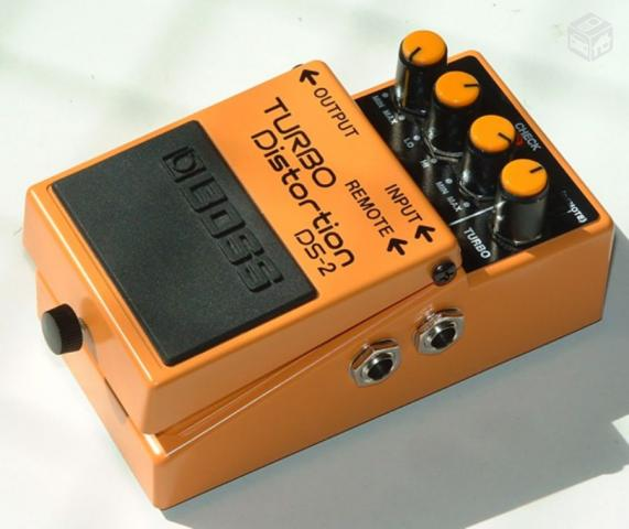 Turbo distortion DS-2 BOSS - R$