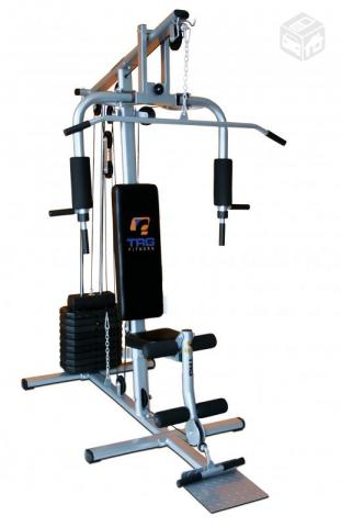 Academia Trg Fitness - R$