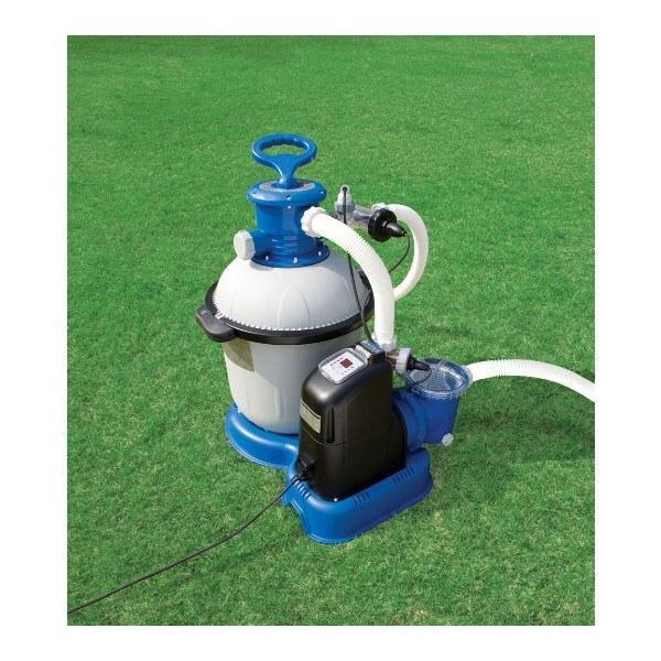 Intex krystal clear bomba filtro mod vazlon brasil for Filtro de piscina