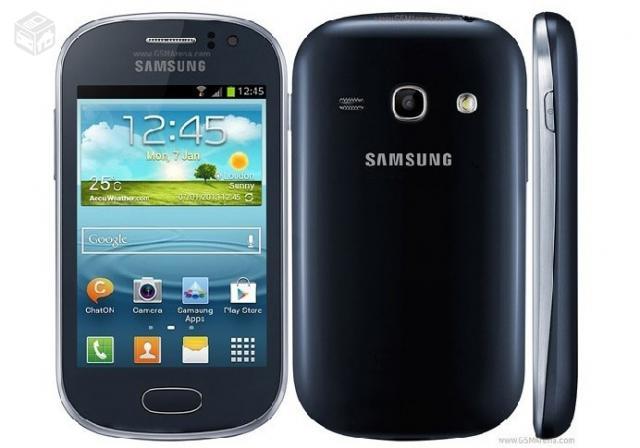 Celular Desbloqueado Samsung Galaxy S4 Mini 4g Preto Com: Pelicula Fosca Samsung Galaxy Fame S Podem Li R [ OFERTAS