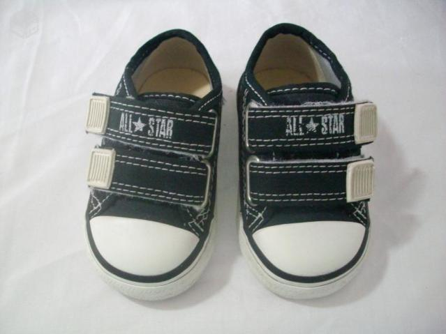 Tenis all star/converse preto nº  - R$