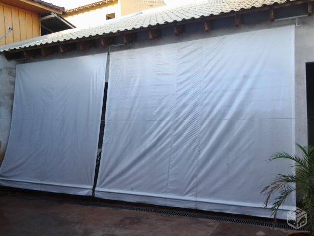 Toldo tipo cortina enrrolavel ofertas vazlon brasil for Material para toldo