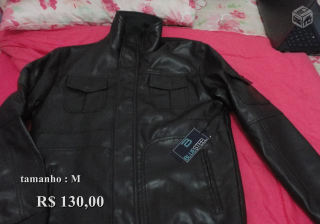 Jaquetas masculinas - Blue Steel - R$