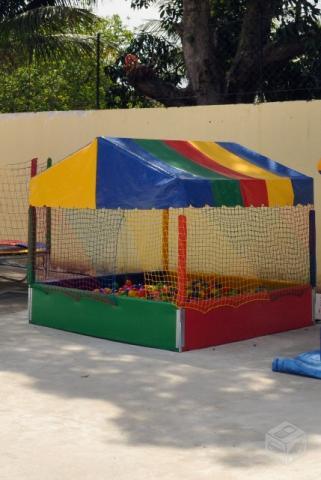 Aluguel piscina bolas piedade agua santa quintino for Bolas para piscina
