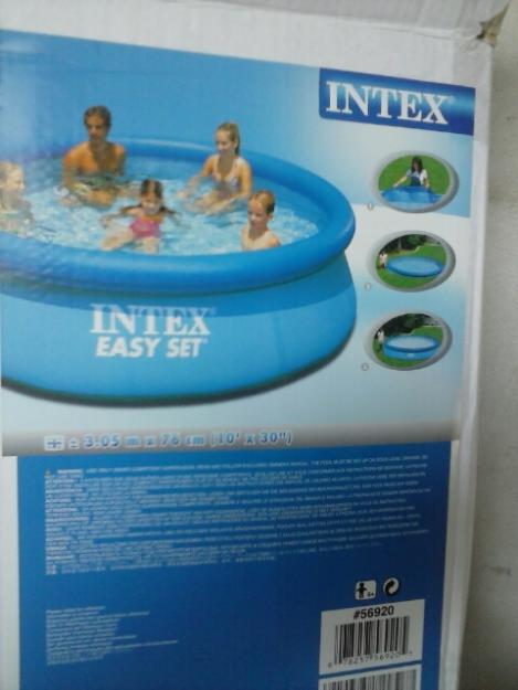 Intex piscinas intex espa a piscinas intex hinchables for Carrefour piscinas intex