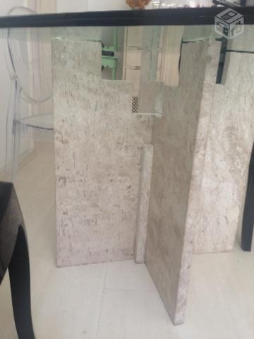 Vendo mesa granito bege ofertas vazlon brasil - Mesa de granito ...