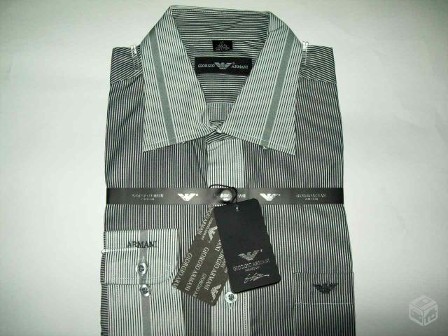 camisa social armani frete gratis r   OFERTAS     Vazlon Brasil 5f767233ca