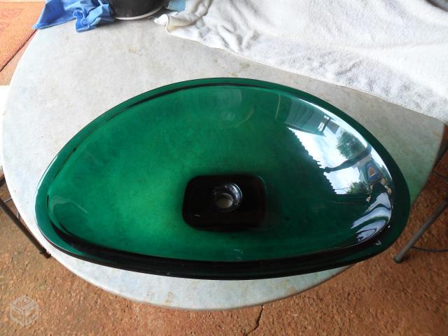 aprenda a fazer pecas com resina cristal poliester  Vazlon Brasil -> Cuba Para Banheiro Em Resina De Poliester