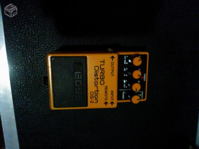 Pedal Boss DS-2 Turbo distortion - R$