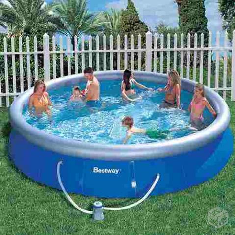 Capa termica de piscina r ofertas vazlon brasil for Ofertas piscinas bestway