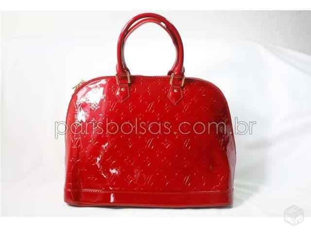 Bolsa De Couro Legitimo Vermelha : Bolsa feminina em couro legitimo ofertas vazlon brasil