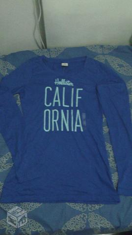 Camiseta HOLLISTER ORIGINAL - R$
