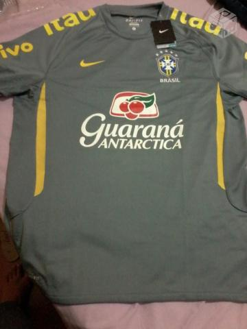 camisa oficial de treino da selecao brasileira   OFERTAS    2e6c057480ecf