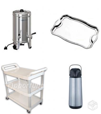 Material cozinha industrial
